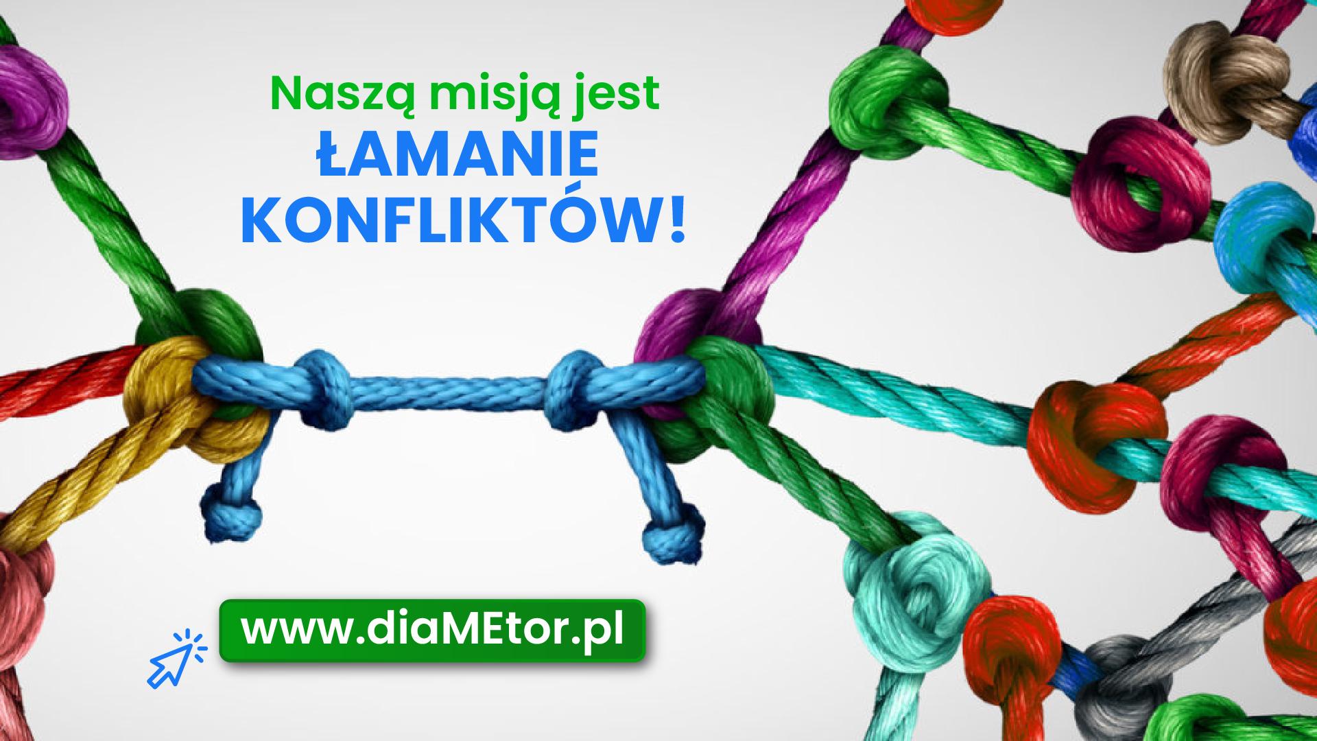 Zamiast budować mur, przystąp do mediacji – czyli dlaczego warto mediować w sprawach rodzinnych – www.diametor.pl